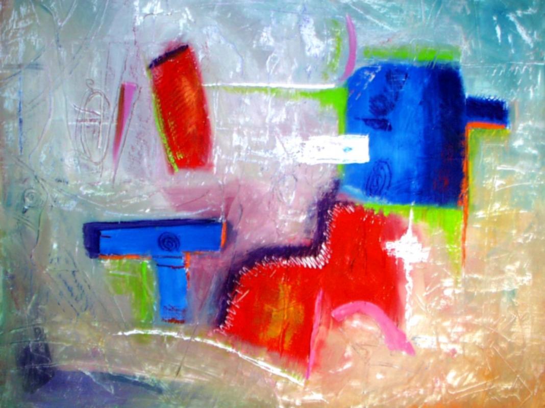 1999 sans titre 100x75 acrylique sur toile 1
