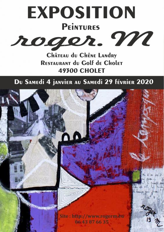 Expo golf affiche 1