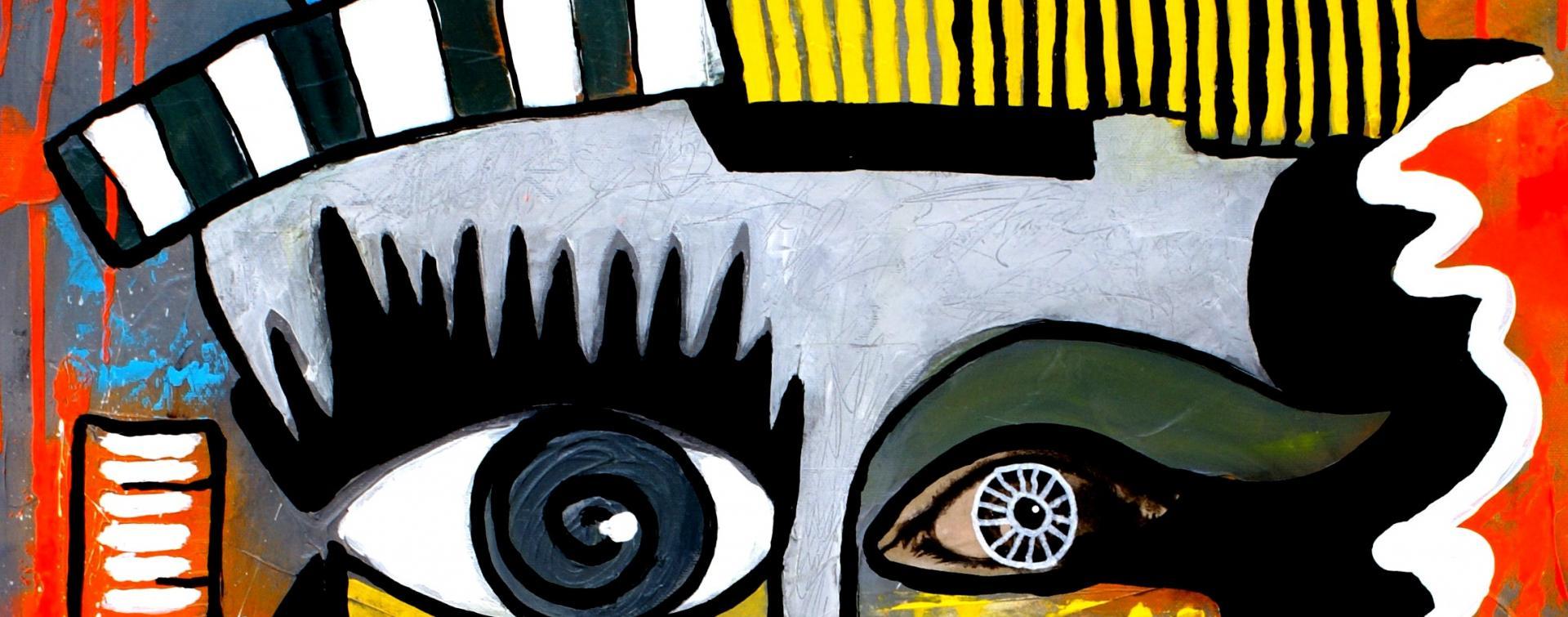 Site Des Artistes Peintres galerie des oeuvres de rogerm - peintures acryliques -